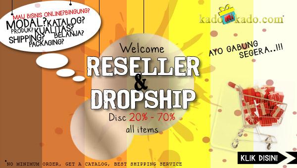 Online Shop Reseller