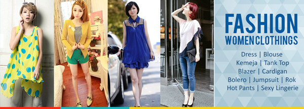 Fashion Woman Clothing
