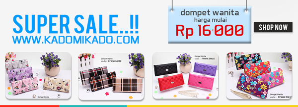 Dompet Super Sale