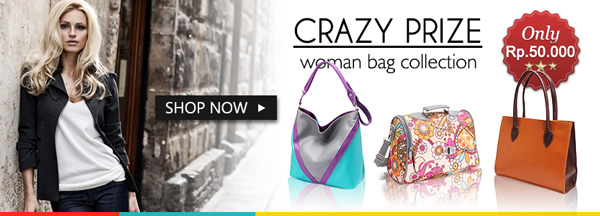 Crazy Price Woman Bag 50rb
